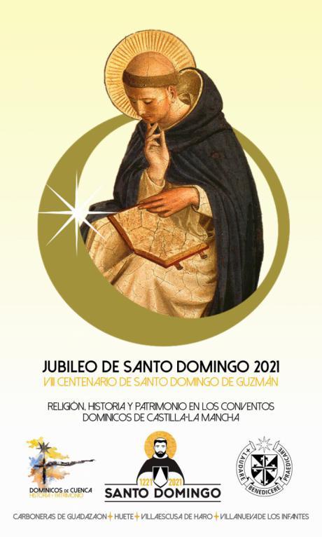 Huete celebrará el jubileo del VIII Centenario de Santo Domingo: Programación de actos