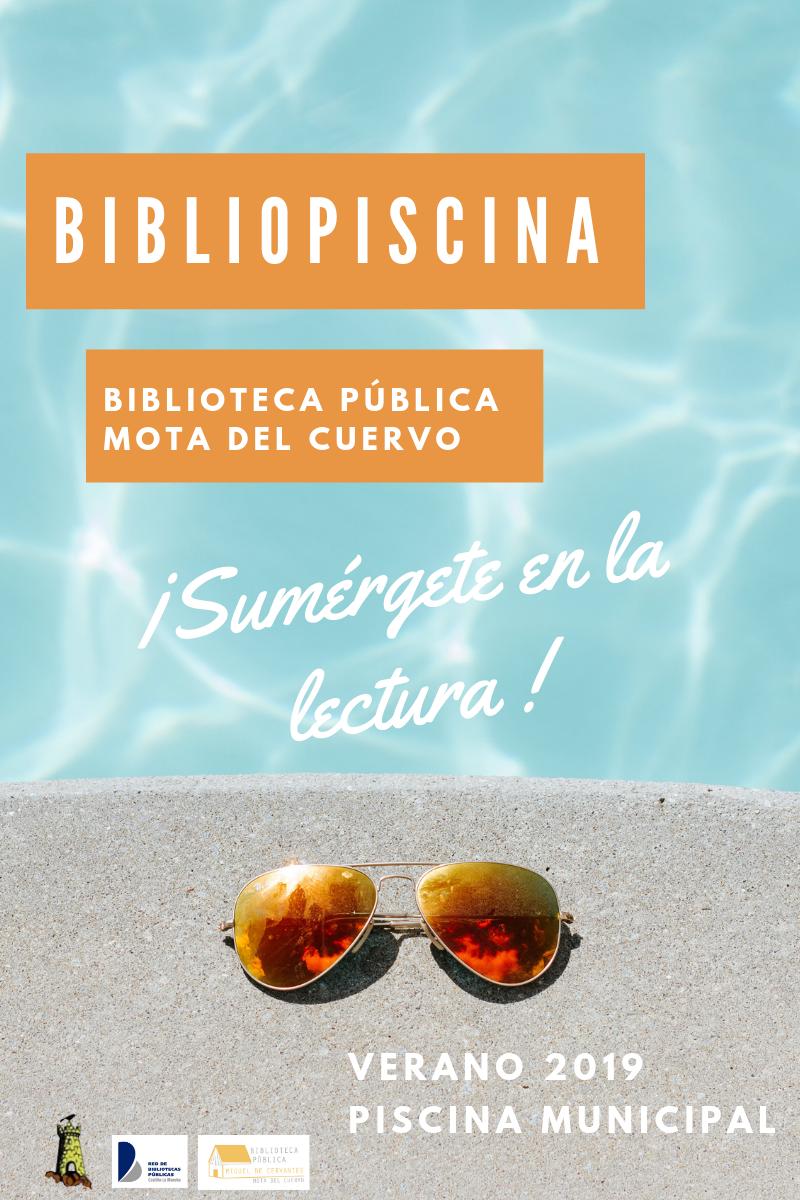 La Biblioteca de Mota del Cuervo abre su servicio de Bibliopiscina para disfrutar de un verano sumergidos en la lectura.