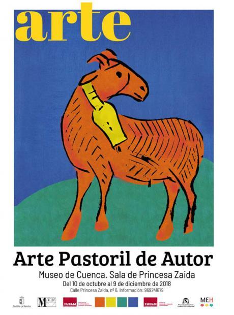 La sala de exposiciones del Museo de Cuenca acoge una muestra sobre arte pastoril