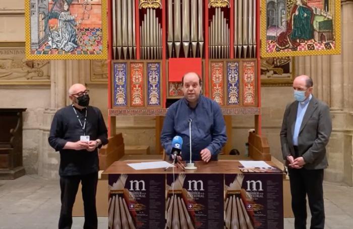 Presentada la XI Edición de 'Música en la Catedral'