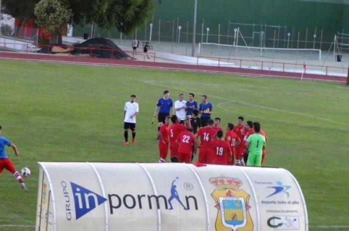 La U.B. Conquense inicia la pretemporada con tablas en Tarancón (0-0)