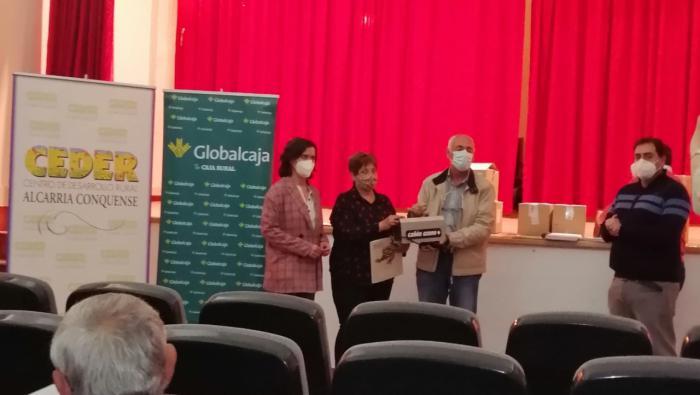 Ceder Alcarria Conquense adquiere y cede a los ayuntamientos máquinas de ozono para la limpieza y desinfección de las dependencias municipales y sanitarias de la comarca