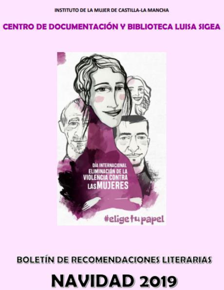 El Instituto de la Mujer lanza dos boletines con recomendaciones literarias dirigidas a los públicos infantil y adulto para disfrutar esta Navidad con la lectura