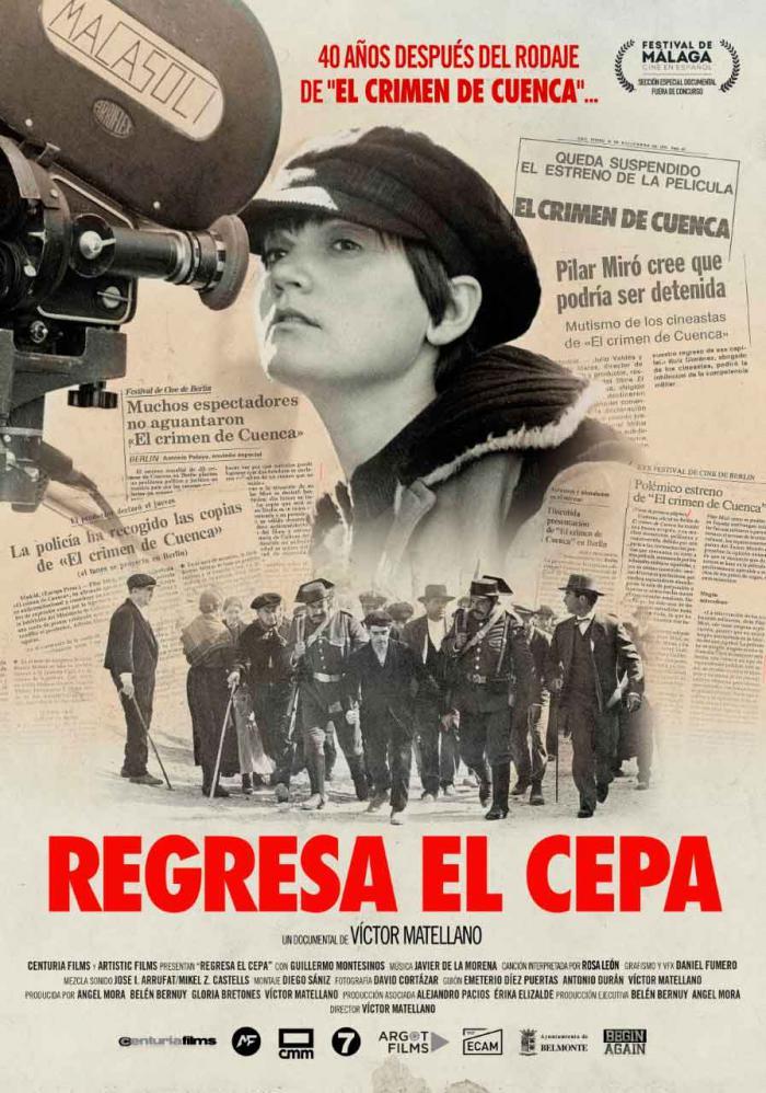 """Hoy se estrena en el Festival de Málaga el documental """"Regresa el Cepa"""""""