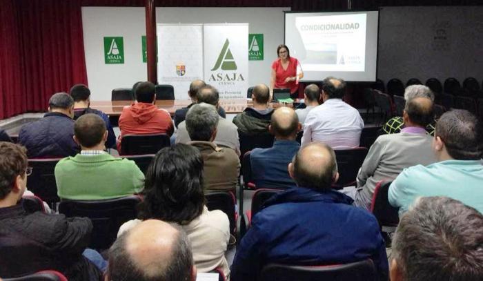 ASAJA Cuenca comienza su ciclo de charlas informativas sobre las ayudas de la PAC 2019