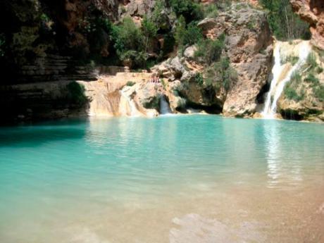 Las Chorreras del Cabriel en vías de ser Monumento Natural