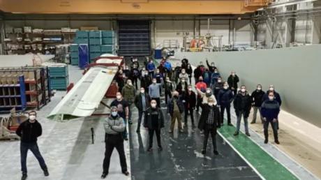 Las asambleas de trabajadores de Siemens Gamesa aprueban el preacuerdo de extinción de empleos