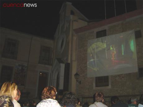 Vuelve el Cine Bajo las Estrellas al Casco Antiguo