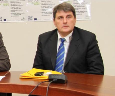 Fallece Claudio Gómez, gerente de la Asociación de Jugadores de Balonmano