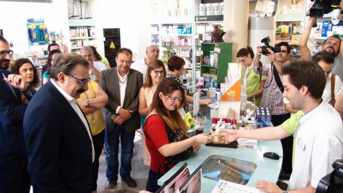 Las farmacias de Castilla-La Mancha dispensaron unas 50.000 recetas de otras comunidades autónomas este verano