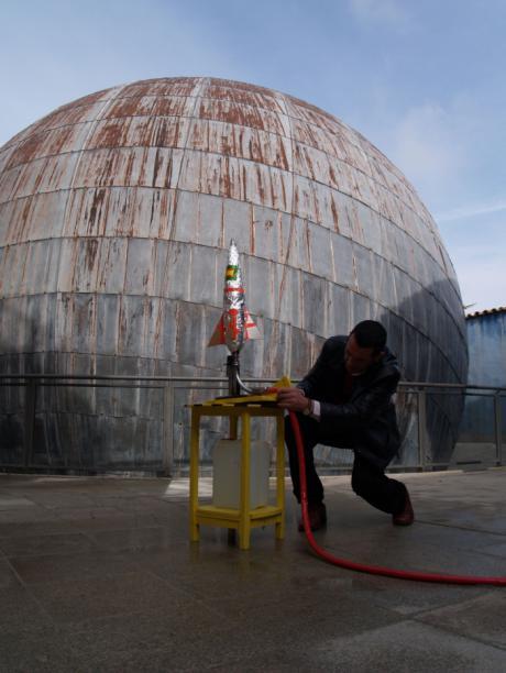 El Museo de las Ciencias realizará talleres de cohetes para celebrar el Día Internacional de los Vuelos Espaciales Tripulados.