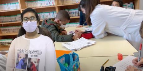 Los alumnos del colegio de Santa Ana nos enseñan su colegio mediante un original vídeo explicativo