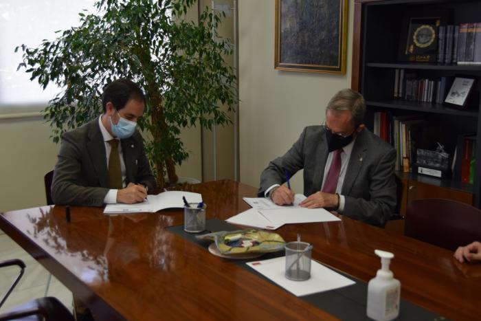 La UCLM y el Colegio de Abogados de Cuenca fijan vías de colaboración para programar actividades en la provincia