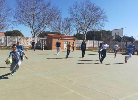 Motilla puso punto final al Programa de Iniciación Deportiva de Secundaria de Somos Deporte 3-18
