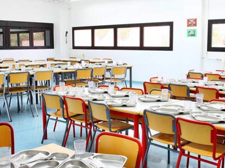 El Ayuntamiento abrirá un comedor escolar durante las vacaciones de Navidad