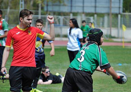 Pedro Plaza se convierte en el primer colegiado conquense de rugby