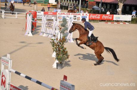 El Concurso Hípico espera más de 140 caballos y 70 jinetes