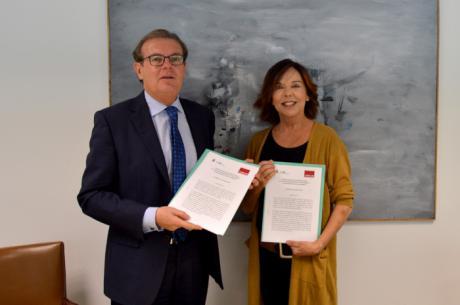 La UCLM y el Consejo de Transparencia y Buen Gobierno colaborarán en materia de formación e investigación