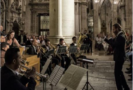Coro de la  Catedral de Cuenca