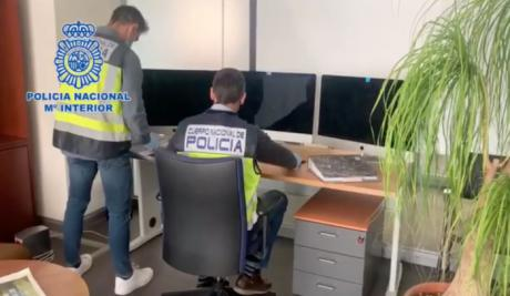 La Policía Nacional destapa una estafa de más de siete millones de euros en monedas virtuales y detiene a cuatro personas, una de ella en Cuenca