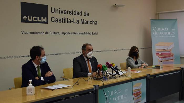 Los Cursos de Verano y Extensión Universitaria de la UCLM contarán este año con 46 propuestas