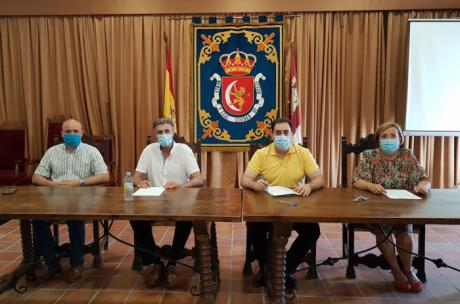 Los Ayuntamientos de Huete y Valle de Altomira vuelven a reclamar el agua de Entrepeñas y Buendía