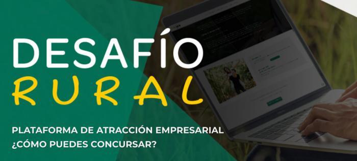 Globalcaja HXXII presenta la plataforma de atracción empresarial Desafío Rural