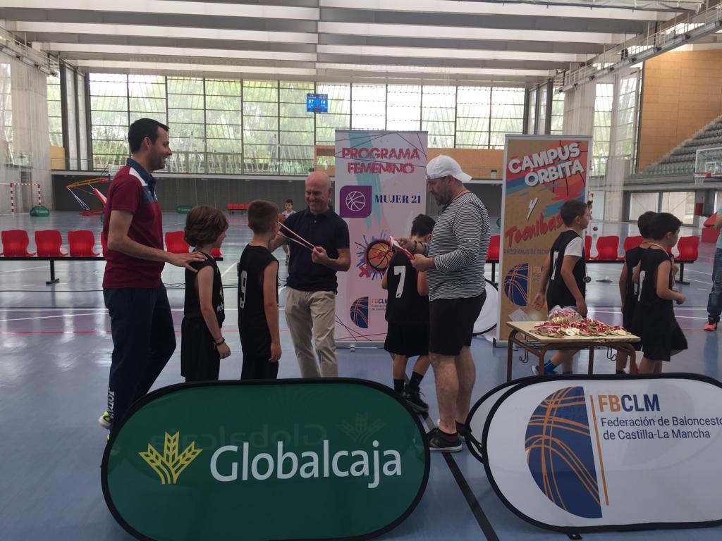 Más de 200 participantes en la jornada final del Circuito Femenino Benjamín Regional Globalcaja