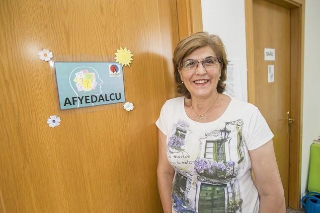 Fallece Mª Pilar de Julián Molina, presidenta de la Asociación de Familiares y Enfermos de Alzheimer