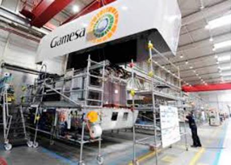 Piden el respaldo a la Junta para evitar despidos o el cierre de la planta de Siemens-Gamesa en la capital
