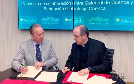La Academia de Órgano 'Julián de la Orden' sigue contando con el apoyo de la Fundación Globalcaja