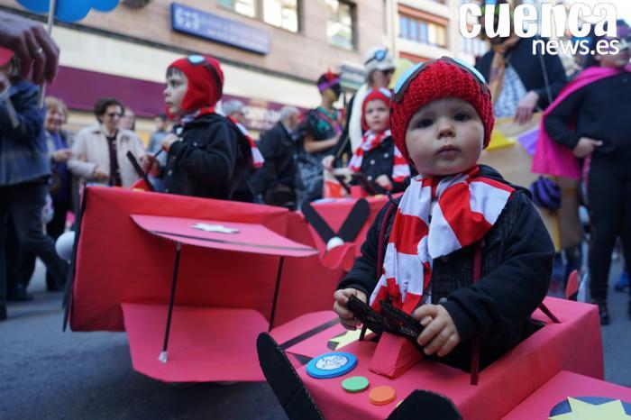 Galería de fotos del desfile de Carnaval 2019