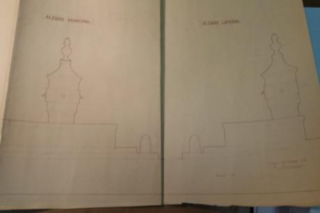 El arreglo de la Fuente de Santo Domingo saca a la luz su proyecto original