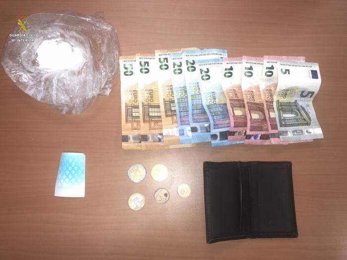 Detenidas dos personas por tráfico de drogas en Tarancón