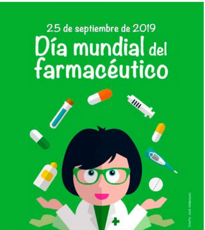 """Los farmacéuticos celebran su Día Mundial con el lema """"Medicamentos seguros y efectivos para todos"""""""