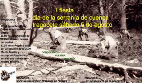 Tragacete acoge la celebración de la primera edición del día de la Serranía de Cuenca