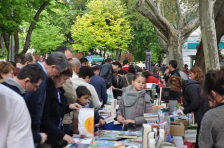 La Asociación de Libreros volverá a celebrar el Día del Libro el 23 de abril en la Plaza de la Hispanidad