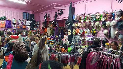 Recomendaciones para la compra de disfraces en las fiestas de carnaval