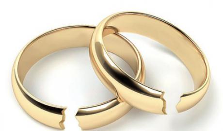 Las demandas de disolución matrimonial disminuyen un 12,2 % en Castilla-La Mancha en el segundo trimestre del año