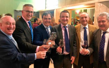 Globalcaja en los premios solidarios de la DO La Mancha
