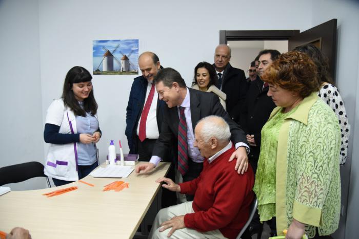 Unos 500 dependientes se benefician en Cuenca del servicio 'MejoraT'