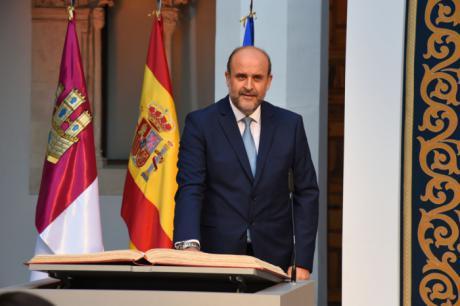 Martínez Guijarro plantea establecer diálogo institucional para la reformar del Estatuto regional