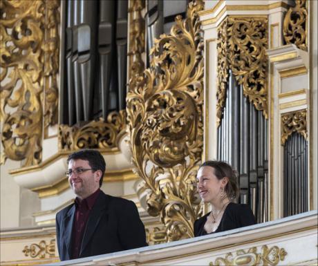 Los organistas de la Catedral de Nantes (Francia) en 'Música en la Catedral' este sábado