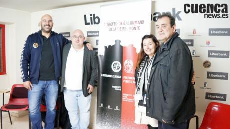 Liberbank Cuenca - Fertiberia Puerto Sagunto, I Trofeo de Balonmano Villa de Belmonte