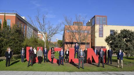 Toman posesión los miembros del nuevo equipo de Gobierno de la UCLM
