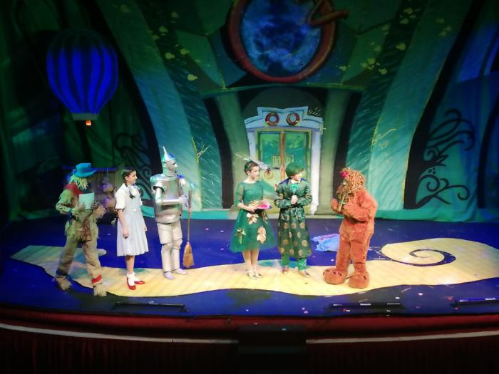 El Musical El Mago de Oz llega a Tarancón