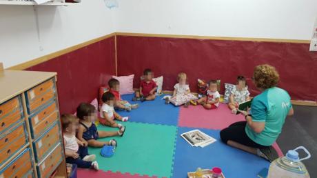 Inicia el curso en la Escuela Infantil Balú