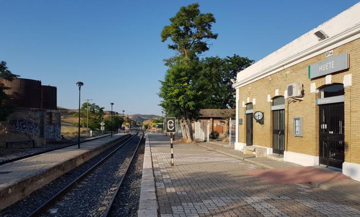 Estación de tren de Huete