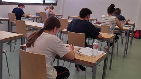 La EvAU comienza sin incidencias en la UCLM