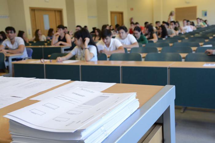 La nueva convocatoria extraordinaria de la EvAU en julio comienza hoy en el distrito universitario de Castilla-La Mancha